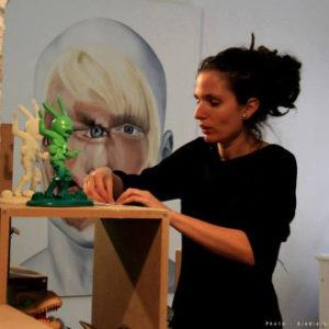 Sarah de Bagel Lab