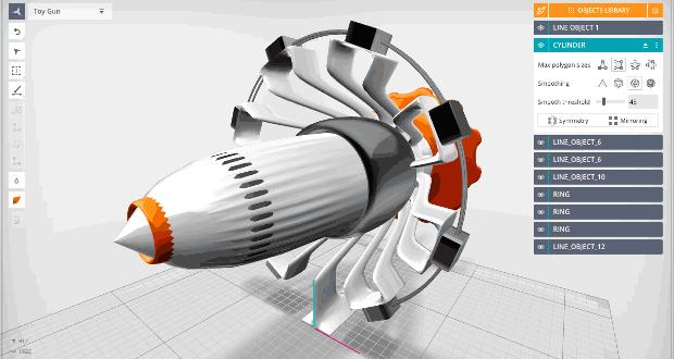 logiciels 3D