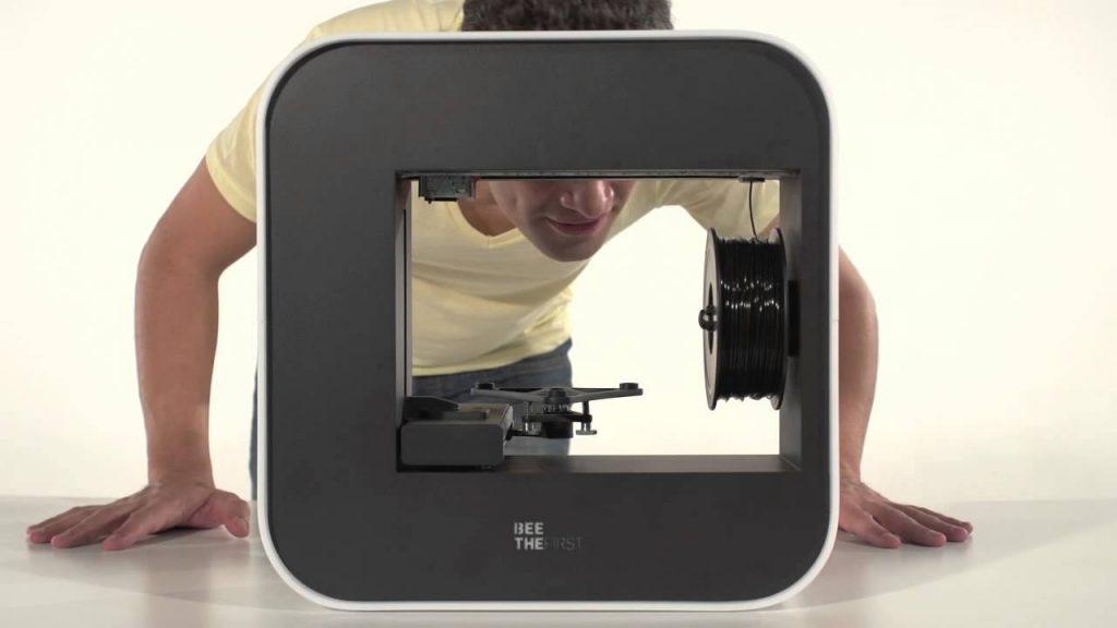 L'imprimante 3D portugaise Beethefirst fait son entrée au classement 2015
