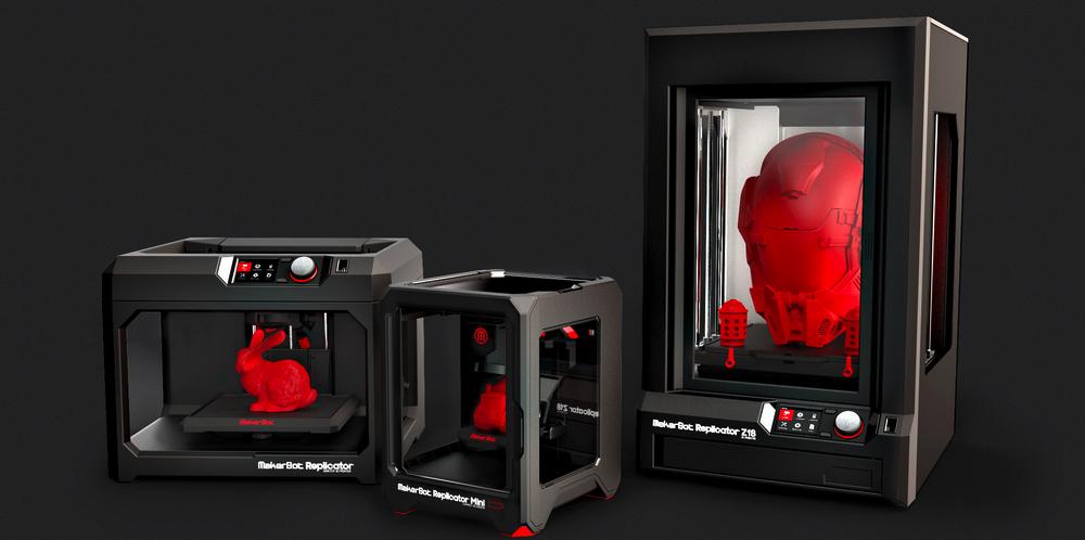 La dernière génération d'imprimantes 3D MakerBot a connu des débuts poussifs