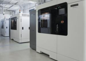 Materialise possède une des plus grandes capacité de production de prototypage rapide en Europe