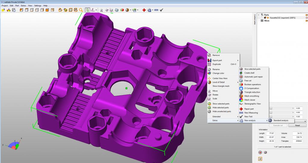 Le logiciel netfabb intégrera la plateforme d'impression 3D Spark