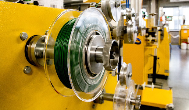 Le filament nGen a été développé en partenariat avec la firme Eastman Chemical Company