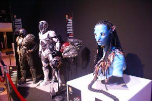 L'industrie du film était représenté lors du 3D Printshow avec la société Legacy Effects