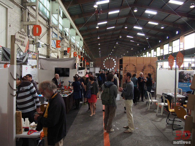 Plus de 5000 personnes ont parcouru les allées du FabLab Festival