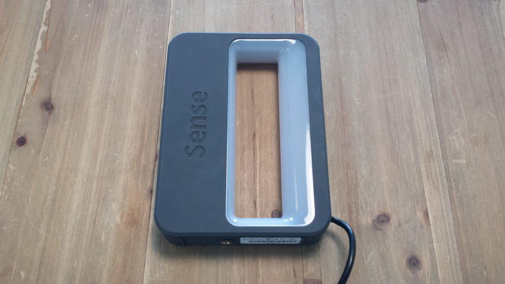 Le Sense, un des scanners 3D les plus abordables du marché