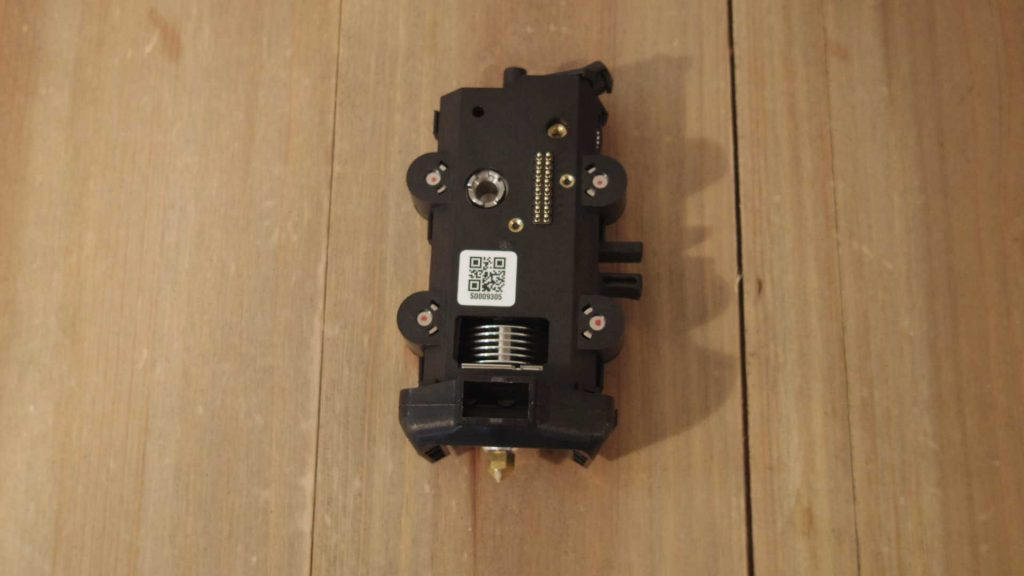 Une nouveauté chez MakerBot, un extrudeur intelligent et amovible