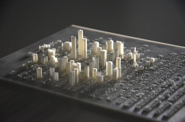 La ville de Shanghai documentée en 3D