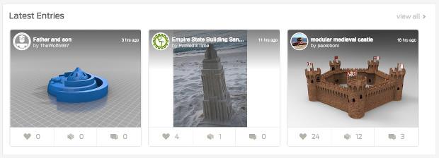 Et vous, quel château de sable vous allez inventer ?