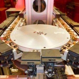 La technologie de TNO inclut une centaine de plateformes d'impression mobiles