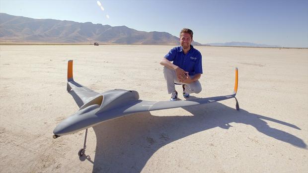 drone impression 3D