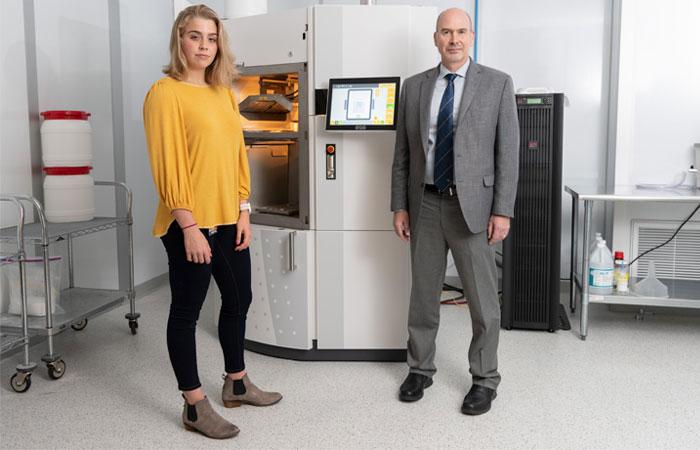 attelles trachéales imprimées en 3D