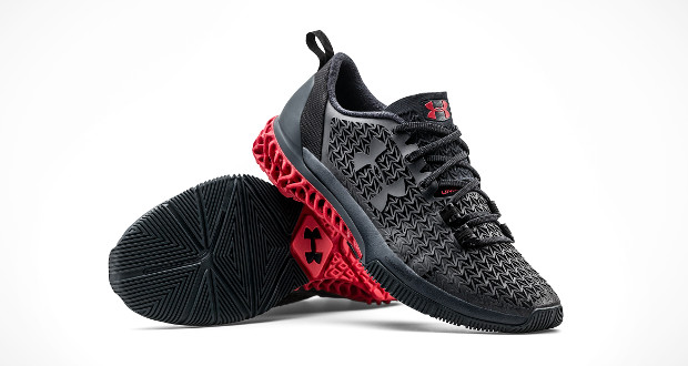Under Armour D Printed Shoes For Sale