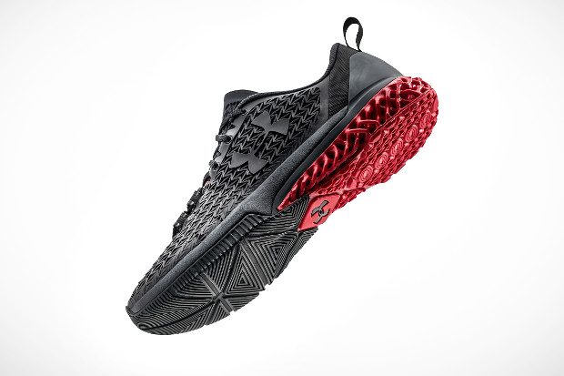 Under Armour Chaussure 3d