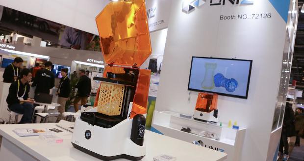 L'imprimante 3D Slash de chez UNIZ