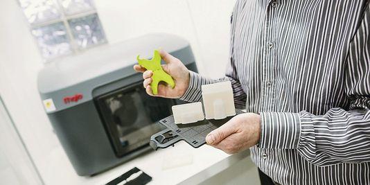 En France, 6 bureaux de poste expérimentaux propose un service d'impression 3D