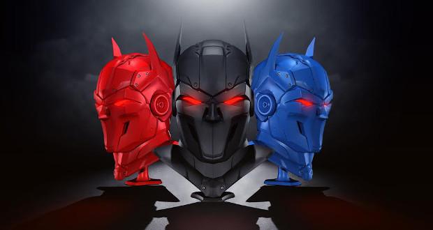 Un masque de super h ros imprimer en 3d 3dnatives - Masque de super heros a imprimer ...