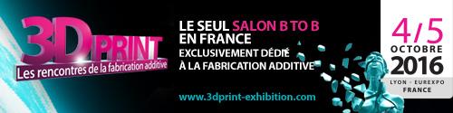 3D Print Lyon 2016