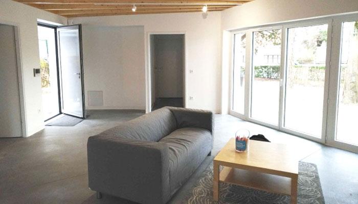logement social imprimé en 3D