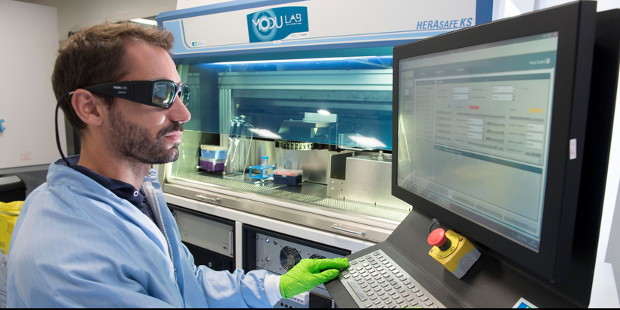 bio-imprimante peau