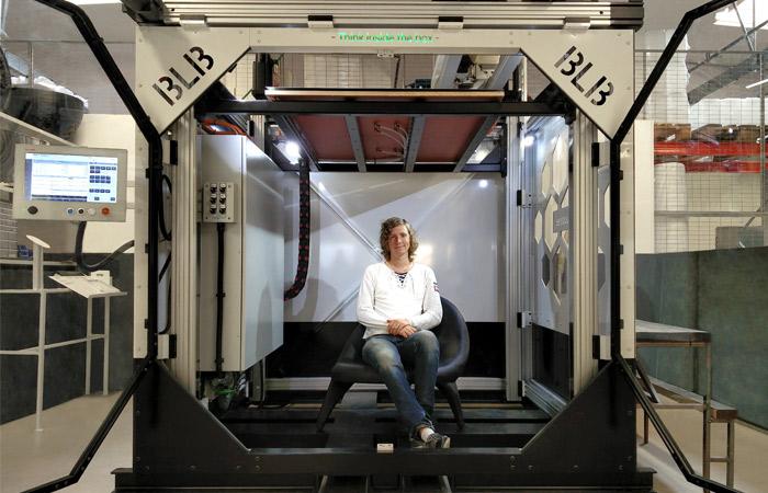 imprimante 3D grand format professionnelle