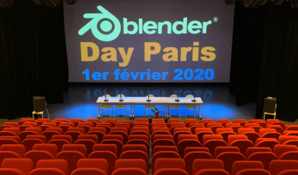 blender day paris