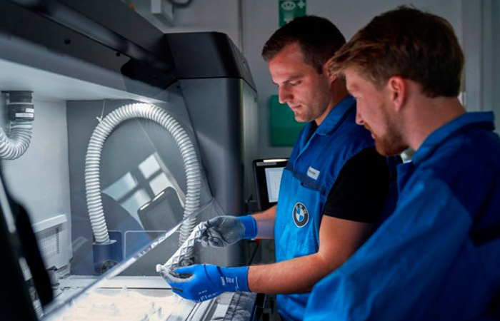bmw fabrication additive