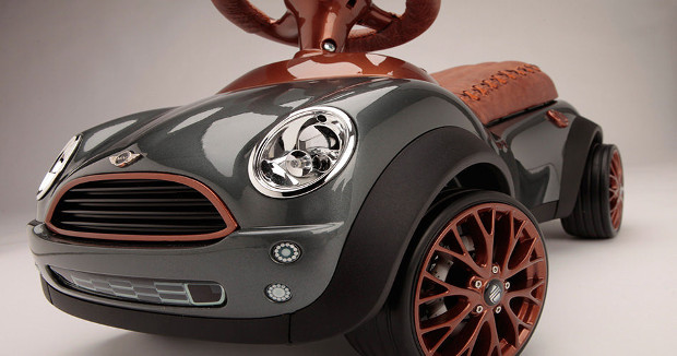luxus bobbycars von bobby tailor per 3d druck 3dnatives. Black Bedroom Furniture Sets. Home Design Ideas