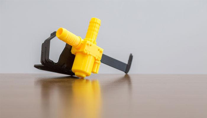 bosch 3D printing