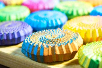 Neon Nom Noms, des gâteaux colorés imprimés en 3D
