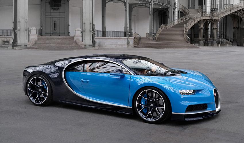 Bugatti impression 3D