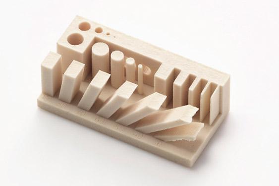 Canon ceramic 3D printing