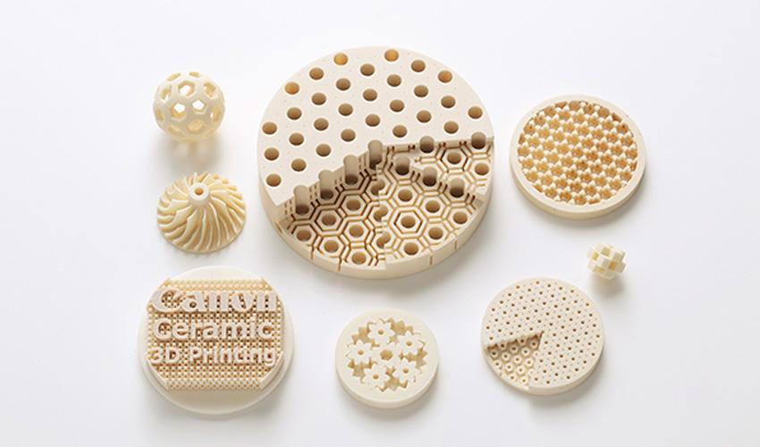canon impression 3D céramique