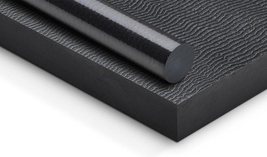 peek fibres de carbone