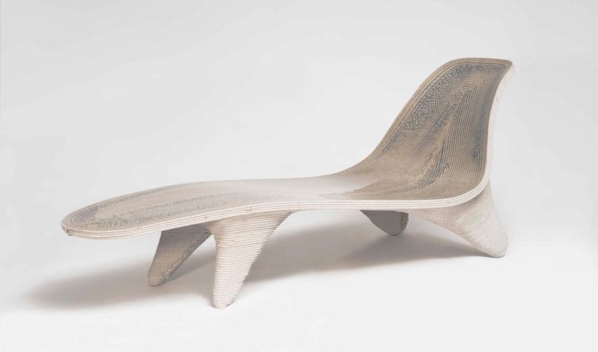 chaise impression 3D