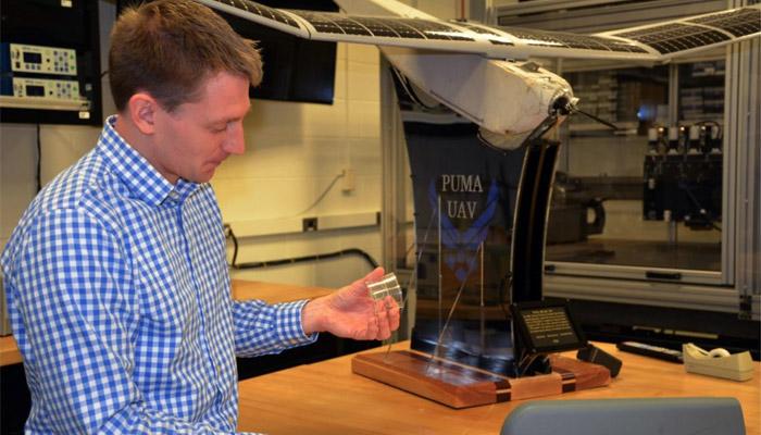 puce imprimée en 3D
