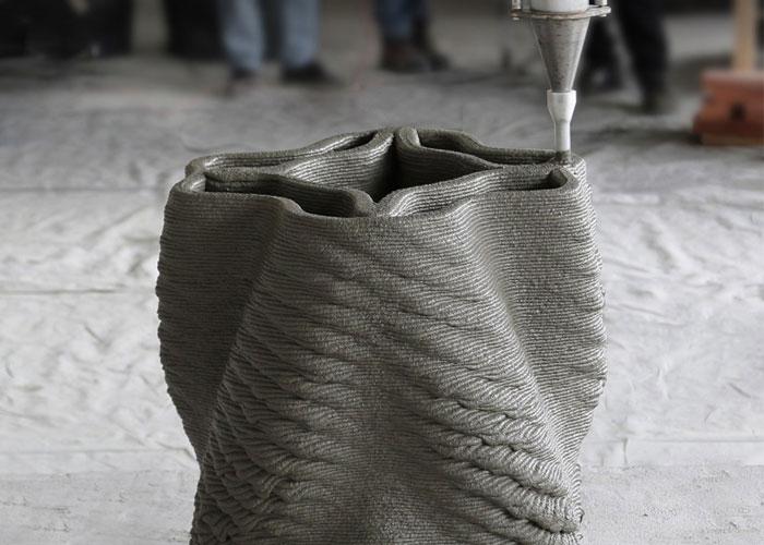 Concrete Choreography