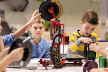 LearnbyLayers, l'enseignement de l'impression 3D à l'école