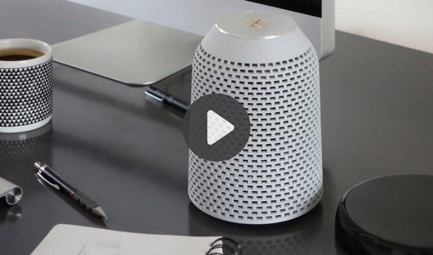owa speaker vidéo