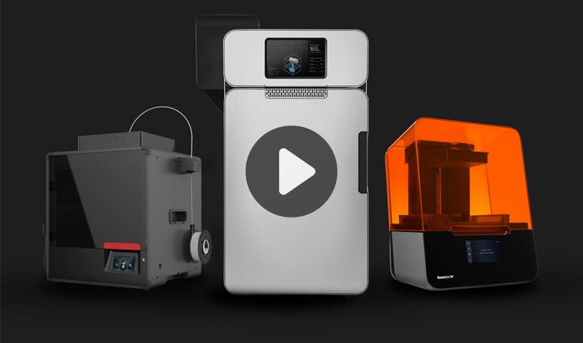 technologie d'impression 3D plastique