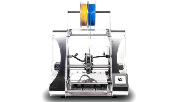Lab 3Dnatives : Test de l'imprimante 3D ZMorph VX