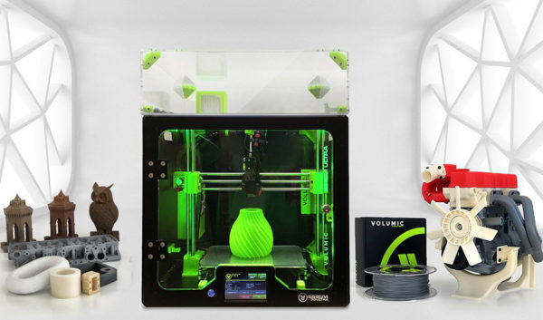 Lab 3Dnatives : Test de l'imprimante 3D Volumic STREAM 30 ULTRA