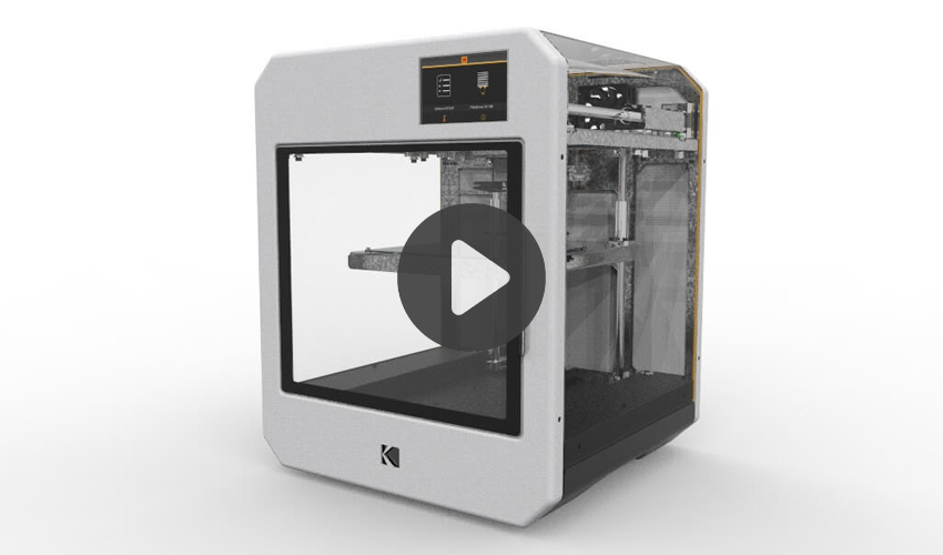 imprimante 3D de Kodak