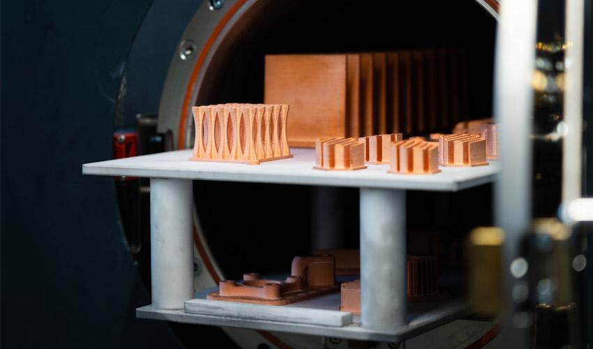 cuivre en impression 3D