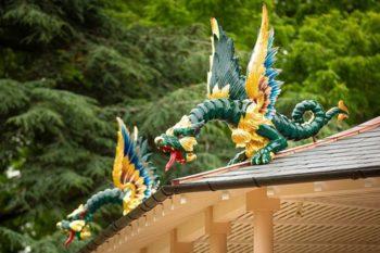 Des dragons ramenés à la vie grâce aux technologies 3D