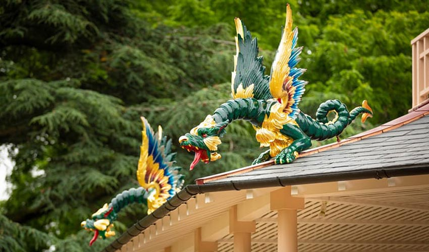 dragons imprimés en 3D