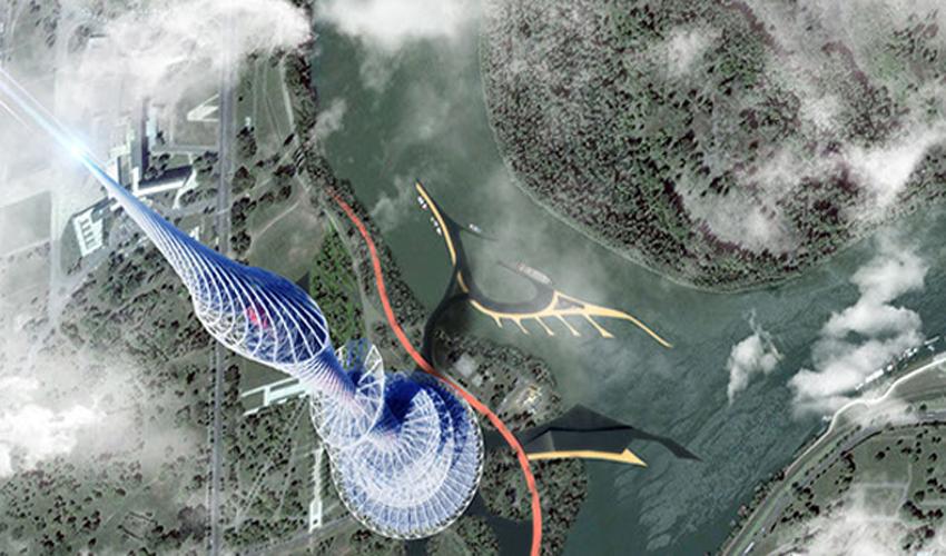 Dubai Annonce La Construction De Son Premier Gratte Ciel