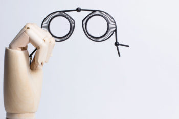 F-elia, les bijoux optiques imprimés en 3D qui repensent les lunettes