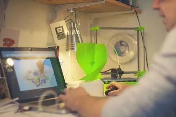 Rencontre avec Félix Caudron : quand l'impression 3D se mêle au design