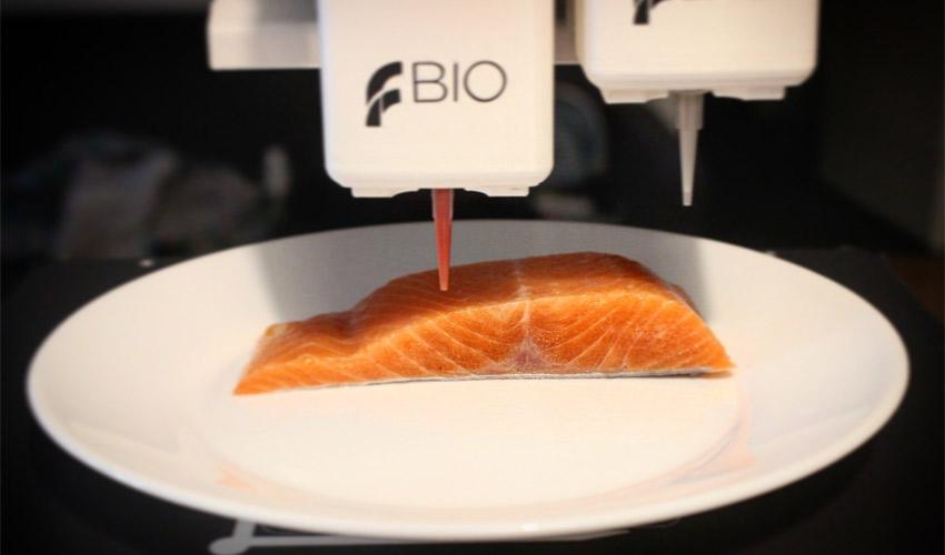 poisson imprimé en 3D